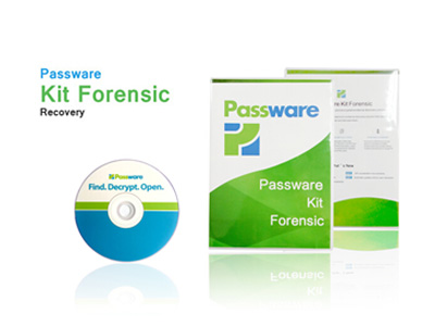美国Passware Kit Forensic密码破解软件